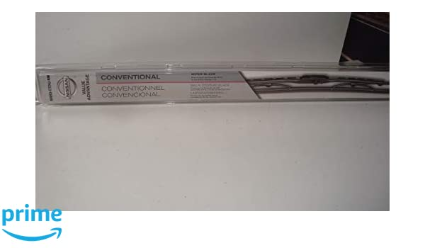 Amazon.com: Nissan B8893-CT24J-NW Conventional Blade Assembly (Top): Automotive