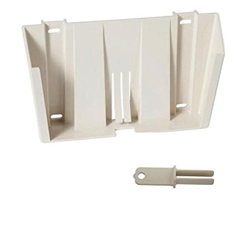 Bemis Healthcare 445 020 Bemis Healthcare Quality Medical Products Wall Bracket and Key Set for 175 & All Bemis 2 Gallon Containers - Product Number : #445 020