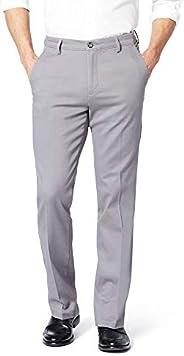 Dockers Mens Standard Straight Fit Workday Khaki Smart 360 Flex Pants D2