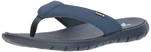 Flip Hurley Bone Squadron 0 's Flex Blue 001 2 White Multicolour Flop Men Light RXUqXwrH