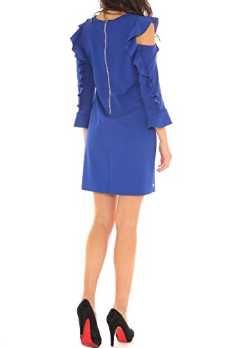 Key-Di - Vestido - para mujer azul (bluette)