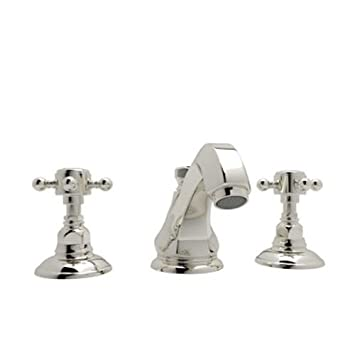 Rohl A1808xmpn 2 Country Bath Low Lead Widespread Bathroom Faucet