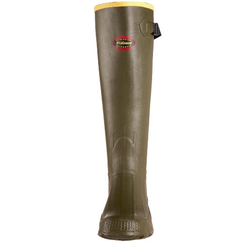 "LaCrosse Men's Grange 18"" Hunting Boot,OD Green,8 M US by Lacrosse (Image #4)"