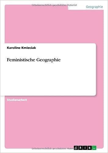 Book Feministische Geographie