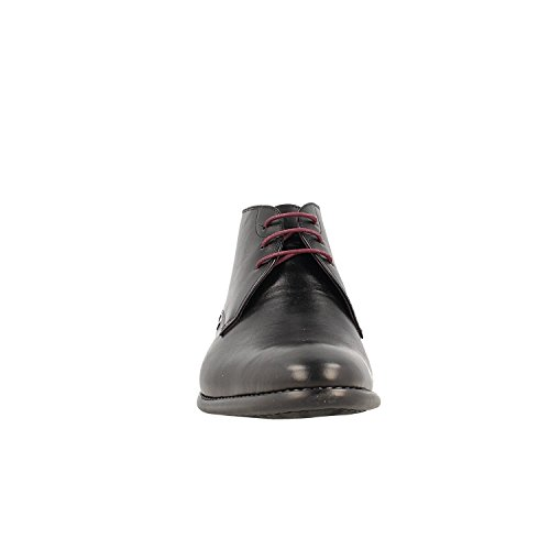 Bordeaux Fluchos Black 9205 Nero Memory Scarpe IwqFrCwT