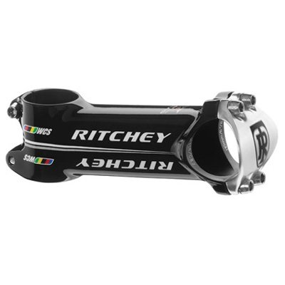 Ritchey WCS 4-Axis 44 stem, (31.8) 84/6dx130 wet blk