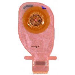 Assura® Convex Light Standard Wear 1-Piece EasiCloseTM Pouch With Belt Tabs, Maxi-Pre-Cut 7/8