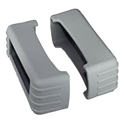82 Series Rubber Boot Size 7 - Grey (Pair) - 1.5 Inch X 5.25 Inch X 1.25 Inch