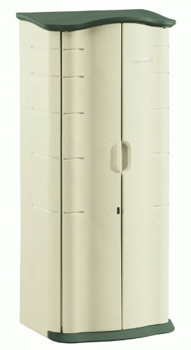 Outdoor Storage Shed, Vertical, H 72 in