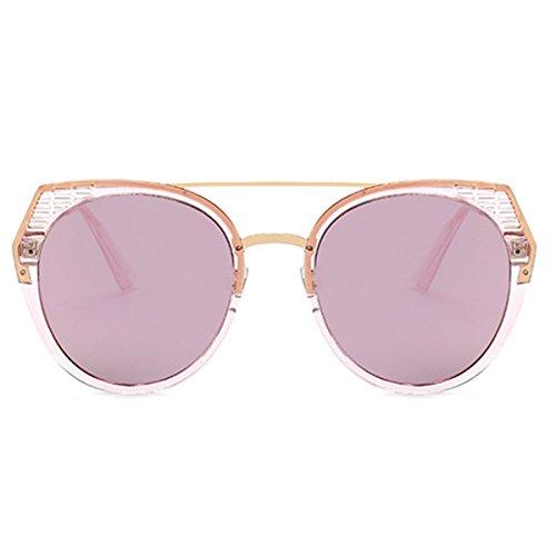 Mujeres Sol XGLASSMAKER D Tendencias Hombres Tendencia Sol Y Sol De Tiradores Color Gafas Gafas Gafas De Verdadero De OFSFxqwn01