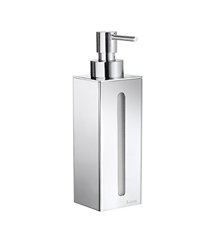 - Smedbo SME FK257 Soap Dispenser Wallmount, Polished Chrome