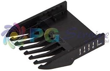 Rowenta - Peine de 3 mm a 7 mm para cortapelos, maquinilla de ...