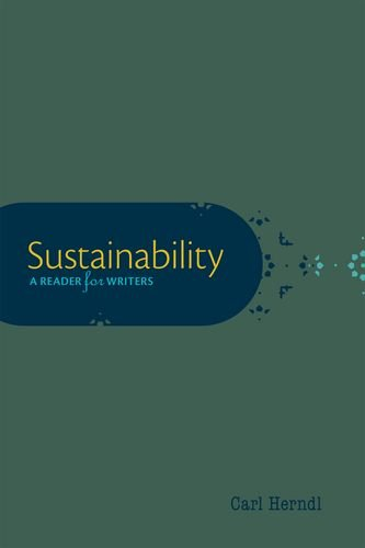 Sustainability: A Reader for Writers