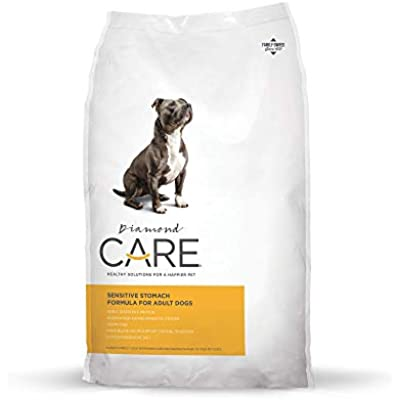 Diamond CARE Specialized Diets Dry Dog Food to Support Health Issues with Weight Management, Sensitive Skin, or Sensitive Stomach