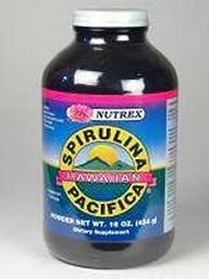Nutrex Hawaii Pure Hawaiian Spirulina Pacifica -- 16 oz