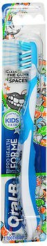 Oral-B Pro-Health For Me CrossAction Soft, Disney Frozen Manual Kids Toothbrush, Pack of 4