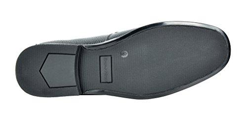 Bruno Marc Men's Harry-02 Black Pu Dress Penny Loafers Shoes – 11 M US