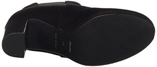 BATA 7936570 - zapatos de tacón de punta cerrada Mujer Negro