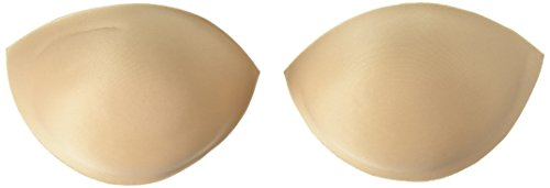- Dritz 53090-AB Molded Gel Filled Bra Cups, A/B, Nude