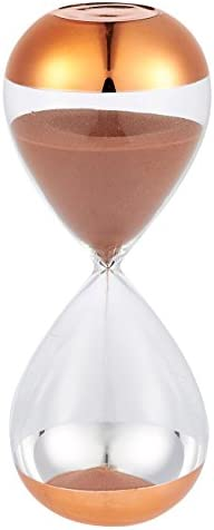 1 Min Plastic Glow Sand Timer Time Management System Perfect for Party Game