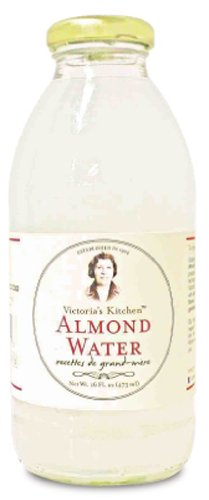 victorias kitchen almond water 12x16 - Victorias Kitchen Almond Water