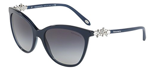 Tiffany 0TF4131HB-81913C PEARL SAPPHIRE -56mm - Tiffany Butterfly Sunglasses