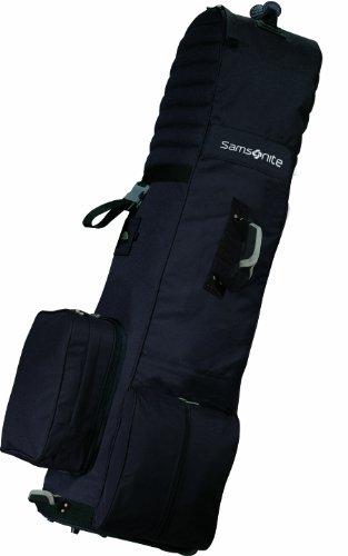 Samsonite Golf Travel Cover (Black), Outdoor Stuffs