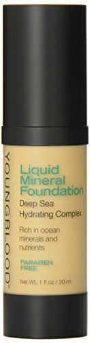 Youngblood Liquid Mineral Foundation, Sand 1 oz by Youngblood