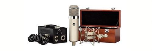 Warm Audio WA-47 Tube (Pro Dual Diaphragm Studio Condenser)
