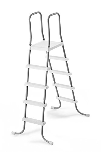 Intex Double-Sided Steel Pool Ladder for 52-Inch Above Ground Pools | 28059E