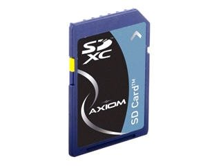 sdxc Axiom Memory Solution,lc Axiom 64gb Secure Digital Extended Capacity Class 10 Flash Card