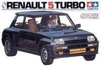 Tamiya 1/24 Renault 5 (thunk) (1/24 sports car: