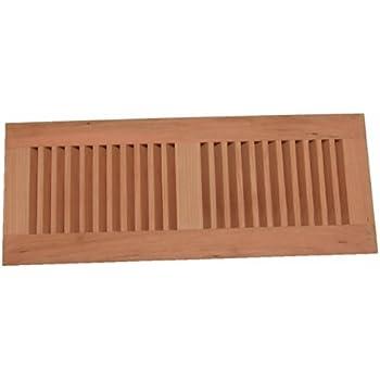 Red Oak Hardwood Floor Vent 4 X 12 Drop-in Insert ...