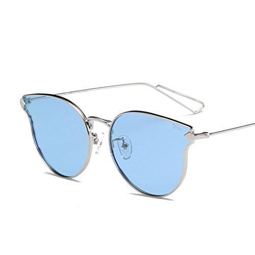 Color C4 Anti Polarized C4 Espejo Sun Gafas Vintage Driver Vintage de Light UV Decoración Visor Personalidad Fashion Sol an1AZwqOS