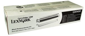 Lexmark Photoconductor Kit, 12A1450, [Non - Retail (1200 Photoconductor)