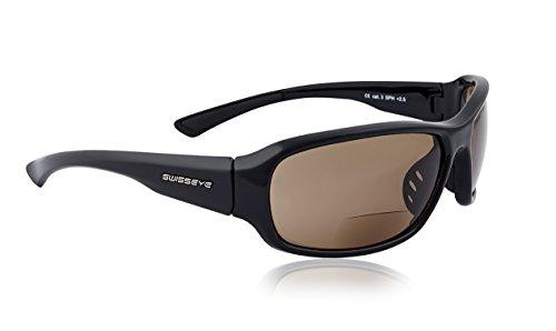 Swiss eye freeride lunettes de sport taille unique 30302 embout bifocal