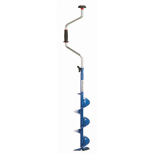 4 inch ice auger - 4