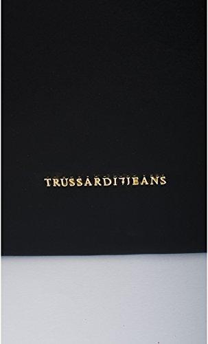 colore Jeans Trussardi linea donna Rosso Jeans Nero Trussardi tramblant 75B271 Borsa rosso hobo qqw1I8S