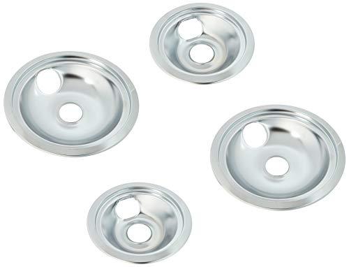 Bowl Reflector Chrome Universal - GE 10784X Range Kleen Universal Chrome Reflector Bowl