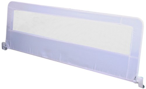 : Regalo Swing Down Extra Long Bedrail, White