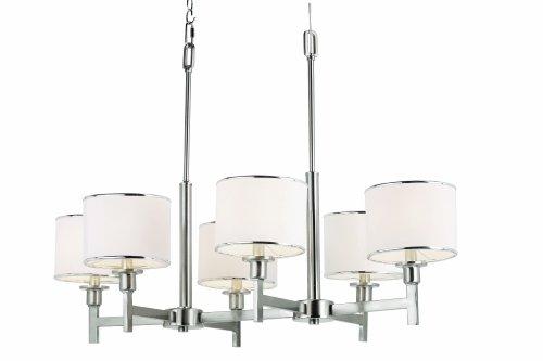 Trans Globe Lighting 1056 BN Indoor  Cadance 34.5