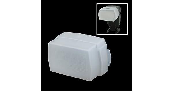 Shuo lan Accesorios Flash Difusor Compatible Canon 430EX / 430EXII: Amazon.es: Electrónica