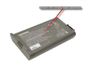 Compaq Li-Ion Battery Pack for Prosignia 120 140 160 Notebook series - Refurbished - 382739-001