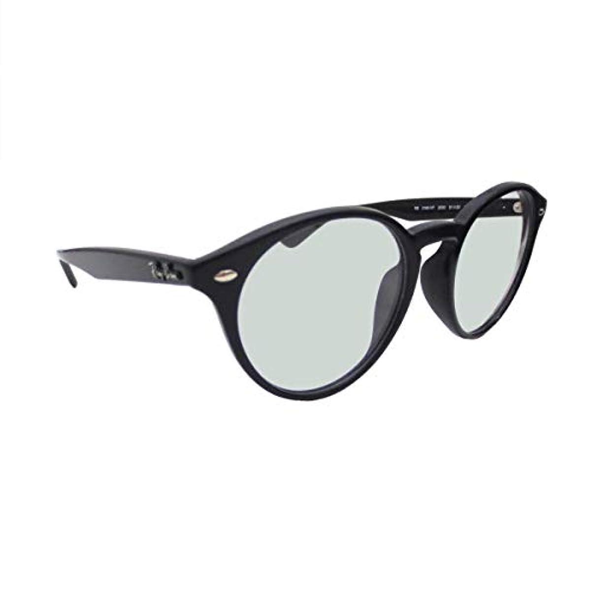 [해외] 【레이밴 국내 정규품 판매 인정점】 레이밴 안경 프레임 RX2180VF 2000 51사이즈 라이트 컬러 렌즈 세트 썬글라스 안심 자외선 컷부 라운드 환안경 블랙인연 RAY-BAN LIGHT COLORS