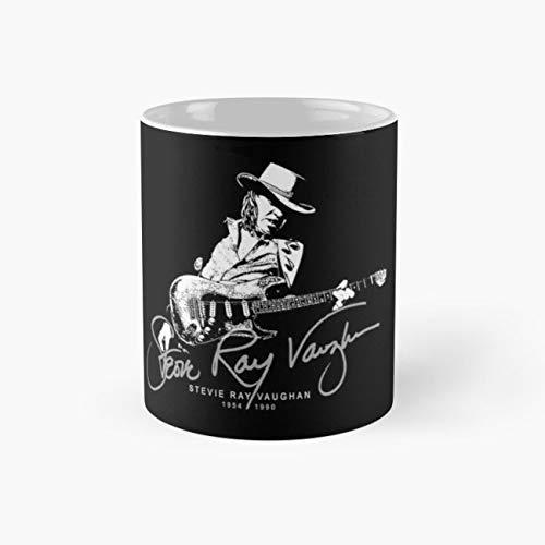 (Stevie Ray Vaughan 110z Mugs)