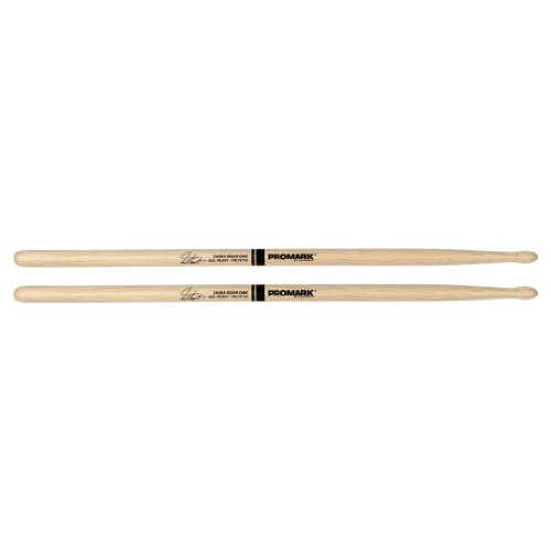 - Promark PW747W Japanese Shira Kashi White Oak Neil Peart Autograph Model