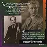 Marcel Tabuteau Excerpts with Leopold Stokowski