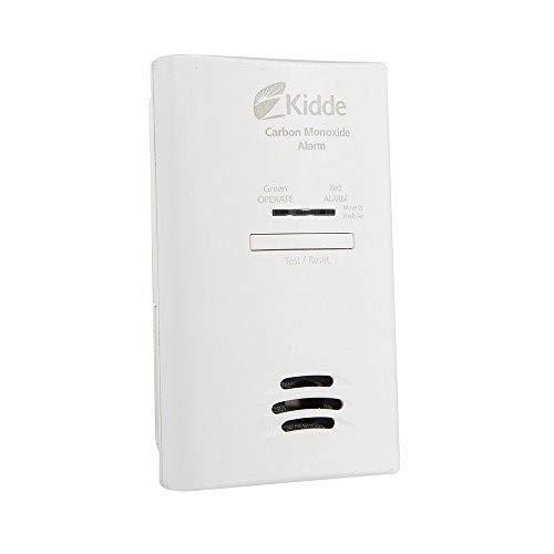 (Kidde KNCOB-DP2 Tamper Resistant Plug-In Carbon Monoxide Alarm with Battery Backup by Kidde )