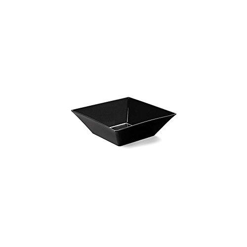 - Siciliano ML-249-BK Square Bowl, 12.8 Quart, Black (Pack of 3)
