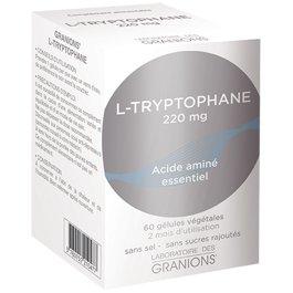 Ea Pharma Granions L-tryptophane 220 mg 60 Capsules